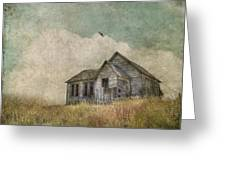 Abandoned Greeting Card by Juli Scalzi