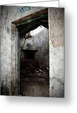 Abandoned Little House 1 Greeting Card by RicardMN Photography