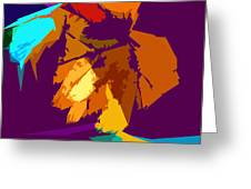 Abstract 3-2013 Greeting Card by John Lautermilch
