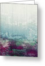 Abstract Print 11 Greeting Card by Filippo B