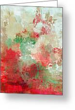 Abstract Print 18 Greeting Card by Filippo B
