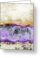 Abstract Print 20 Greeting Card by Filippo B