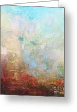 Abstract Print 6 Greeting Card by Filippo B