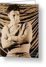 Actor Marlon Brando 1948 Greeting Card by Padre Art