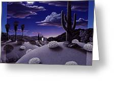 After the Rain Greeting Card by Snake Jagger