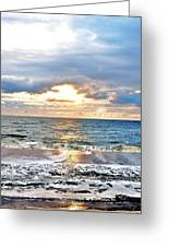 After The Storm 3 Greeting Card by Kim Bemis