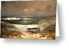 After The Storm Passed Greeting Card by Sandi OReilly
