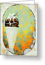 Afternoon Delight  Greeting Card by Liane Wright