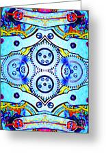 Age Of The Machine 20130605 Vertical Greeting Card by Wingsdomain Art and Photography