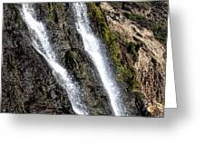 Alamere Falls Two Greeting Card by Garry Gay