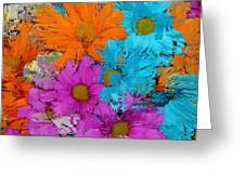 All The Flower Petals In This World 2 Greeting Card by Kume Bryant