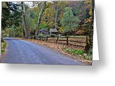 Almost Home Greeting Card by Paul Ward