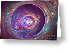 Alpha Centauri Greeting Card by Kim Sy Ok