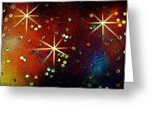 Alpha Centauri Greeting Card by Michael Rucker