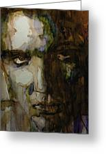 Always On My Mind Greeting Card by Paul Lovering