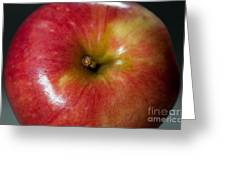 An Apple Greeting Card by Dan Holm