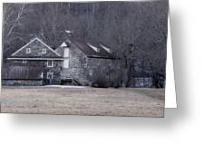 Andrew Wyeth Home Greeting Card by Gordon Beck