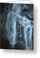 Angel Falls Greeting Card by Alana Ranney