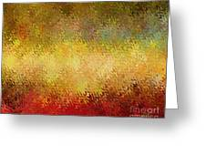 Apple Spice Greeting Card by David K Small