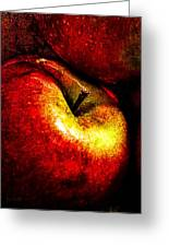 Apples  Greeting Card by Bob Orsillo