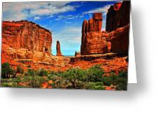 Arches 15 Greeting Card by Marty Koch