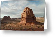 Arches National Park Greeting Card by Jeff  Swan