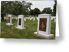 Arlington National Cemetery - 01138 Greeting Card by DC Photographer
