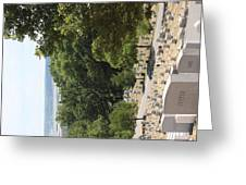 Arlington National Cemetery - 121227 Greeting Card by DC Photographer