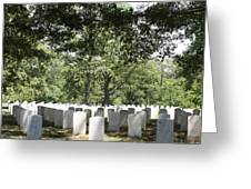Arlington National Cemetery - 121245 Greeting Card by DC Photographer