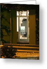 Art Gallery Greeting Card by Bob Phillips
