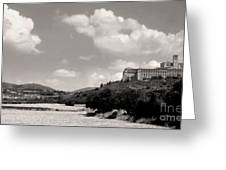 Assisi Italy -  Basilica Of San Francesco D'assisi Greeting Card by Gregory Dyer