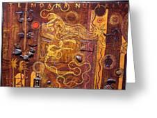 Atooi Dreaming Greeting Card by Derek Glaskin