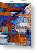 Patterned After Me Greeting Card by Tracy L Teeter
