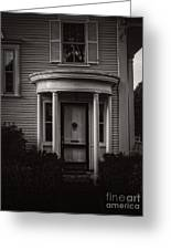 Back Home Bar Harbor Maine Greeting Card by Edward Fielding