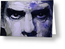 Bad Seed Greeting Card by Paul Lovering