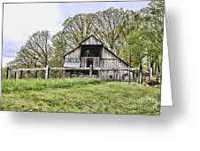 Barn II Greeting Card by Chuck Kuhn