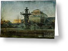 Bartholdi Afternoon Greeting Card by Terry Rowe