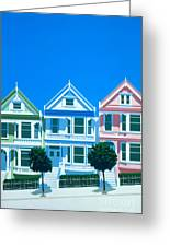 Bay View Greeting Card by Brian James