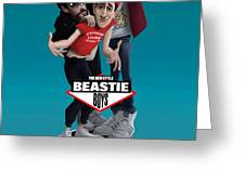 Beatie Boys_the new style 2 Greeting Card by Nelson Dedos Garcia