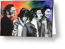 Beatles For Sale Greeting Card by Jacob Logan