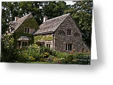 Beautiful Home Greeting Card by Joann Copeland-Paul