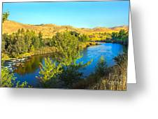 Beautiful Payette Greeting Card by Robert Bales