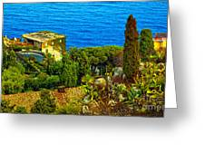 Beautiful Sicily Greeting Card by Madeline Ellis