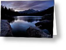 Before Sunrise Greeting Card by Steven Reed