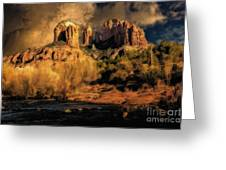 Before The Rains Came Greeting Card by Jon Burch Photography