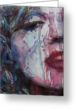 Beneath Your Beautiful Greeting Card by Paul Lovering
