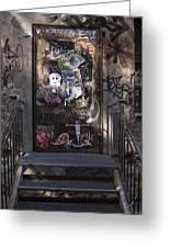 Berlin Graffiti - 2  Greeting Card by RicardMN Photography