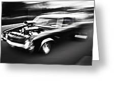 Big Block Chevelle Greeting Card by Phil 'motography' Clark
