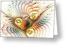 Birds Greeting Card by Anastasiya Malakhova