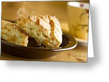 Biscuits Greeting Card by Blink Images